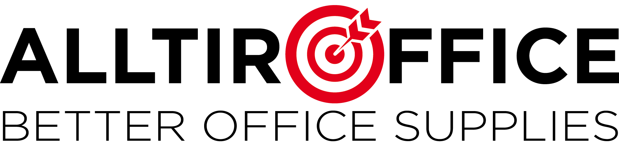 Logotipo ALLTIROFFICE | Better Office Supplies Productos de Oficinas